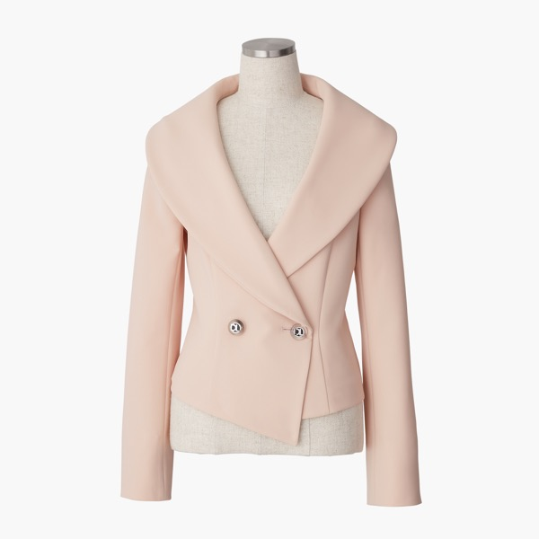 "Jacket ""Miss Lin Love"" (Daisy Pink)"